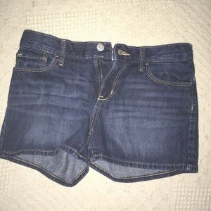 Blue Jean shorts (worn a couple times)